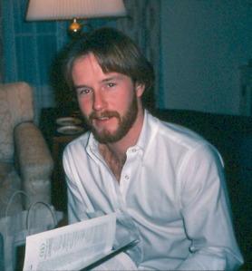 dad in 1980